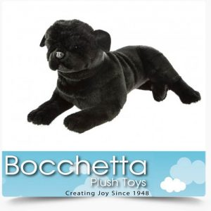 Pug Soft Plush Dog Bandit Bocchetta