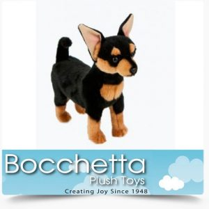 Chihuahua Soft Plush Dog Salsa Bocchetta