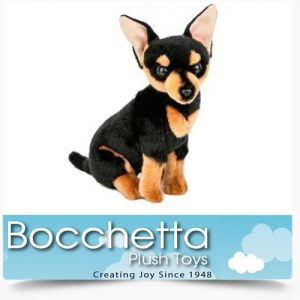 Chihuahua Soft Plush Dog Taco Bocchetta