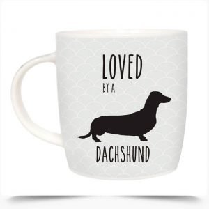 Dachshund Pet Mug