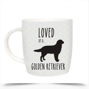 Golden Retriever Pet Mug