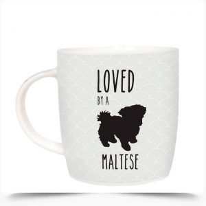 Maltese Terrier Pet Mug