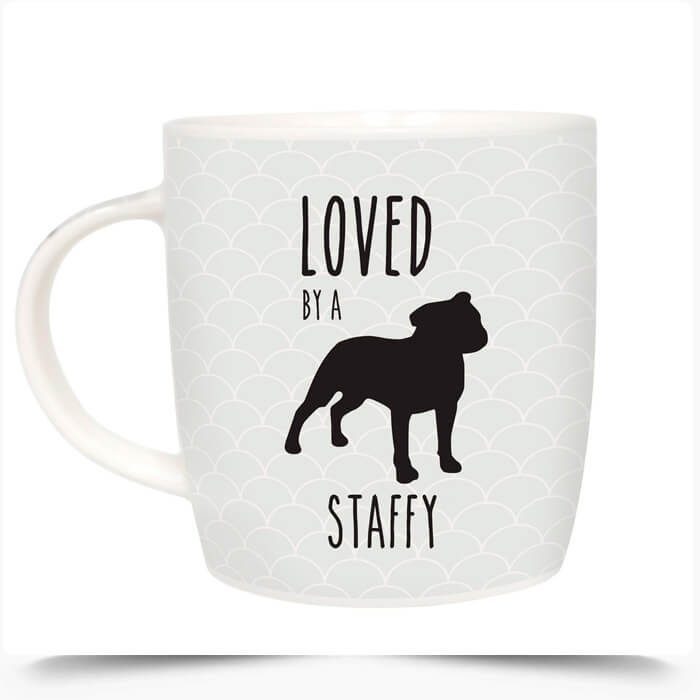 Staffy Coffee Mug