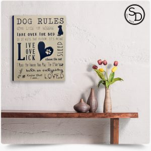 Dog-Rules-Decorative-Wooden-Dog-Sign-1