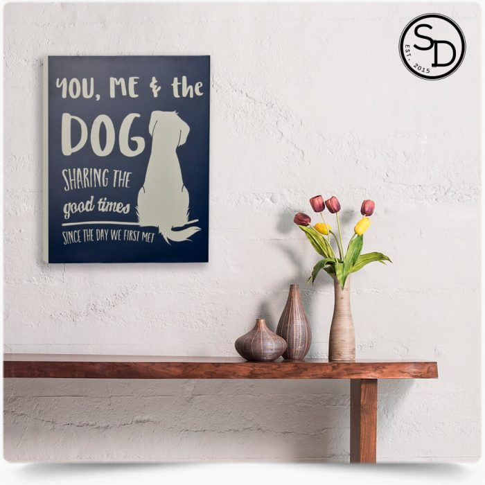 Good-Times-Decorative-Wooden-Dog-Sign-1